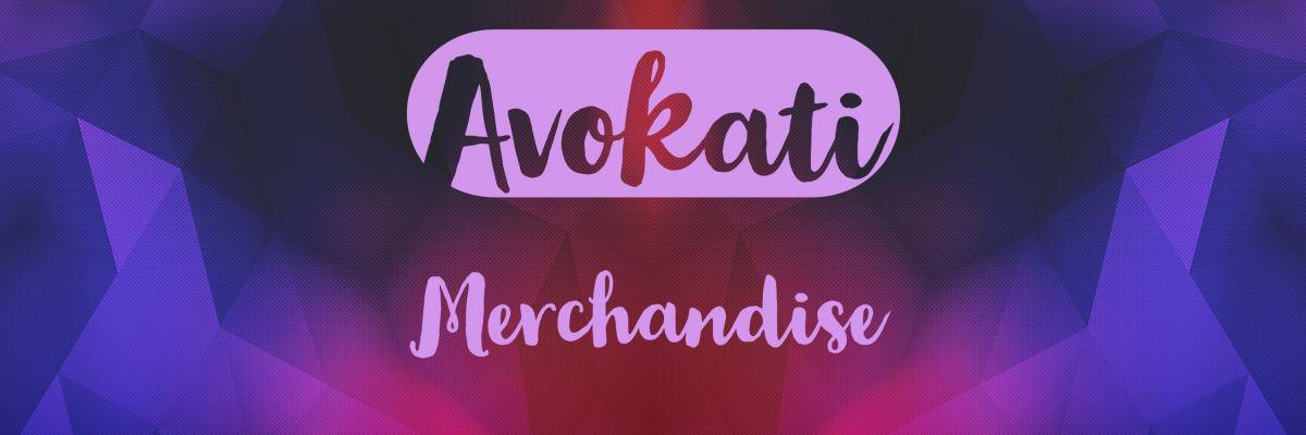 Official Merch von Avokati -