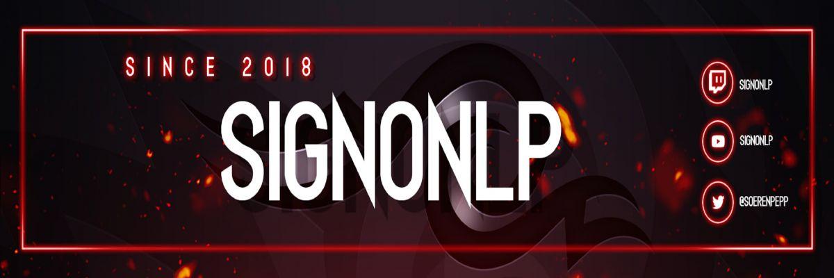 Offizieller Merch von SignonLP