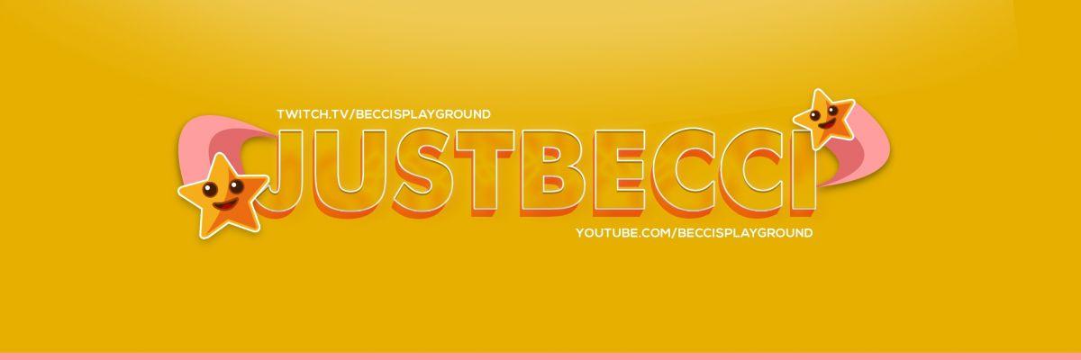 JustBecci Official Merchandising - Hier findet ihr den offiziellen Merch von JustBecci