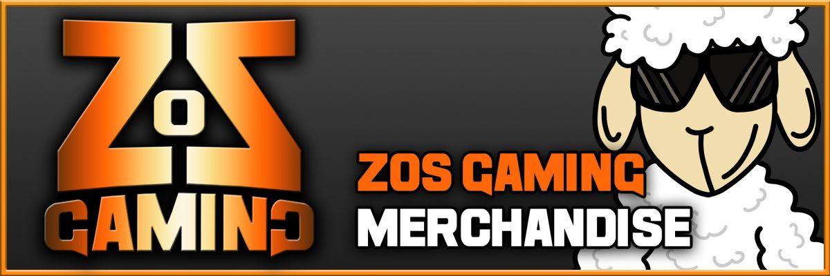 Offizielles ZoS Gaming Merchandise