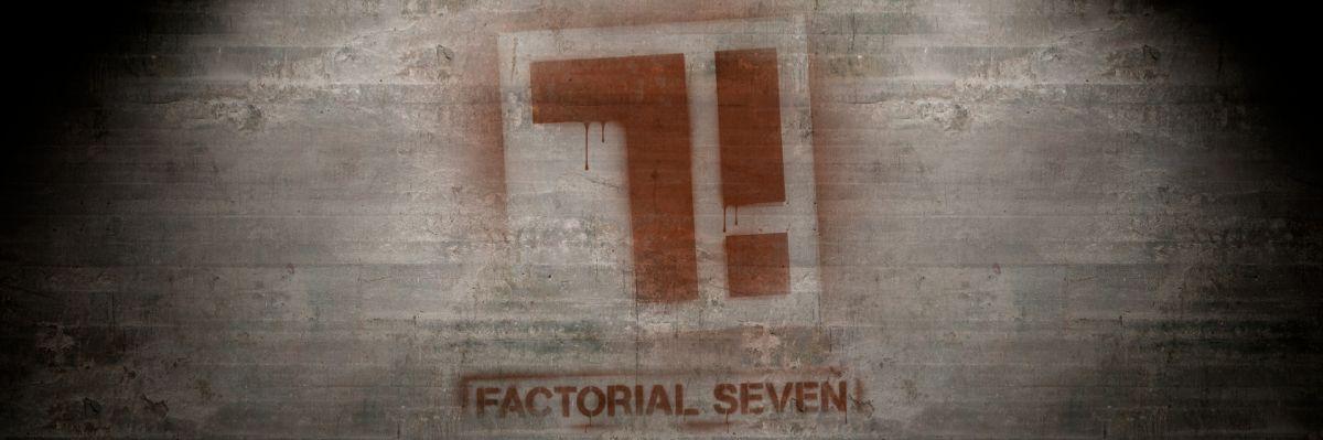 Factorial Seven Merchandise -