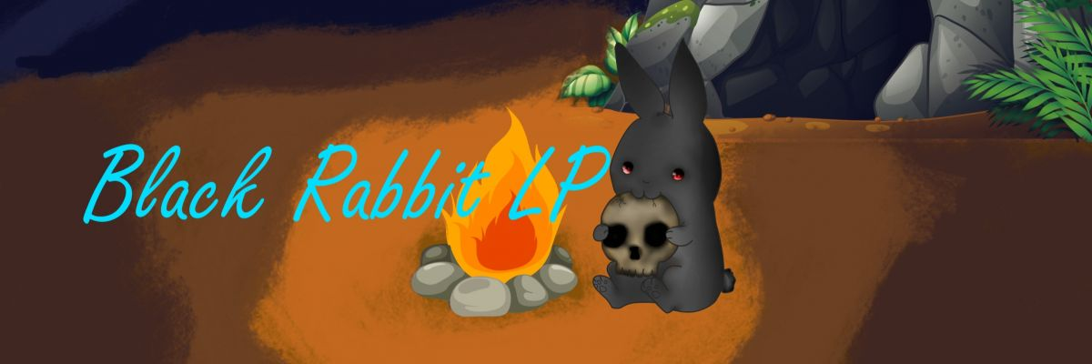 Offizieller Merch von Black Rabbit LP