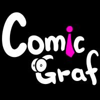 ComicGraf – Comics vom ShirtGraf. Äh, andersrum.