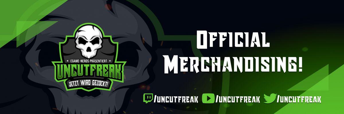 Uncutfreak - Official Merchandising