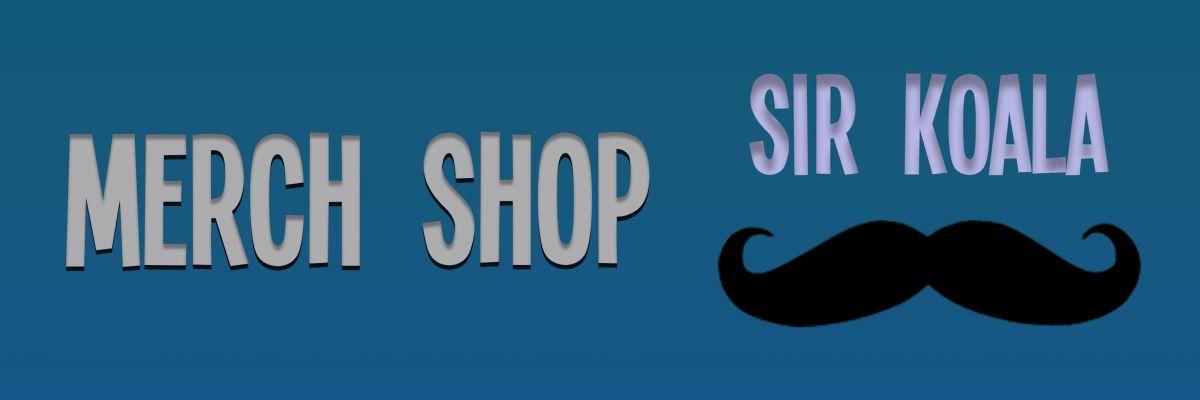 Offizieller Merch Shop von The Sir Koala