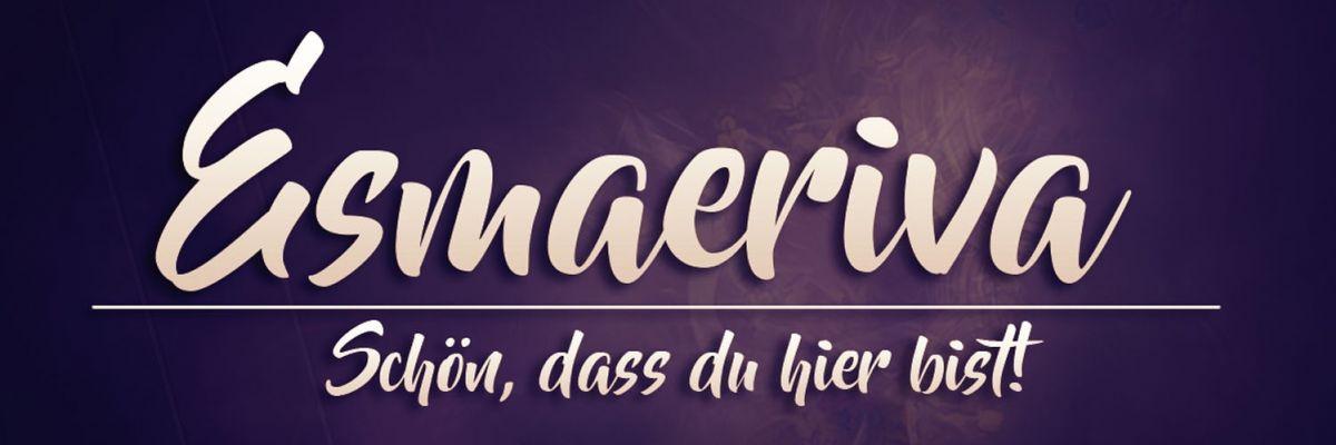Offizieller Merchstore von Esmaeriva - Hey ihr Lieben! Ihr habt ihn euch gewünscht, hier ist er: Der offizielle Merchshop von Esma! Viel Spaß beim Shoppen!