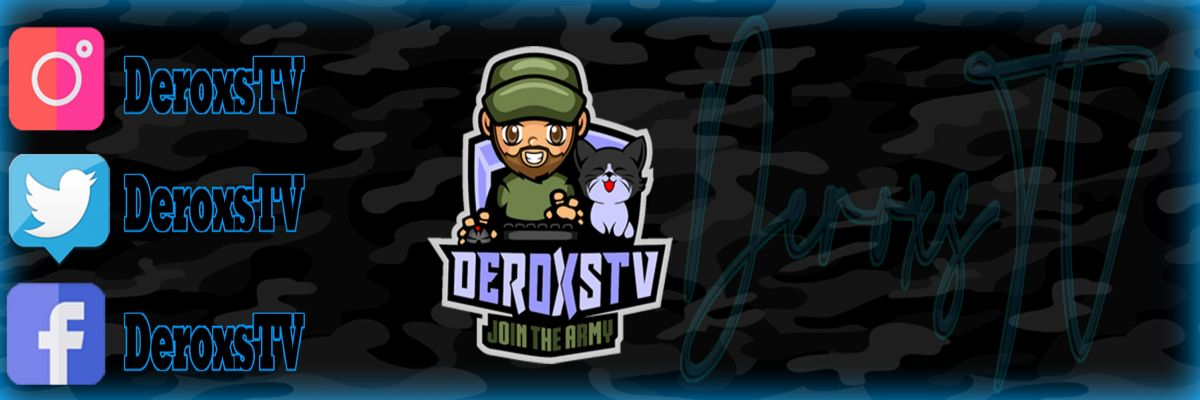 DeroxsTV Official Merchandising - Hier findest du Official DeroxsTV Merchandising
