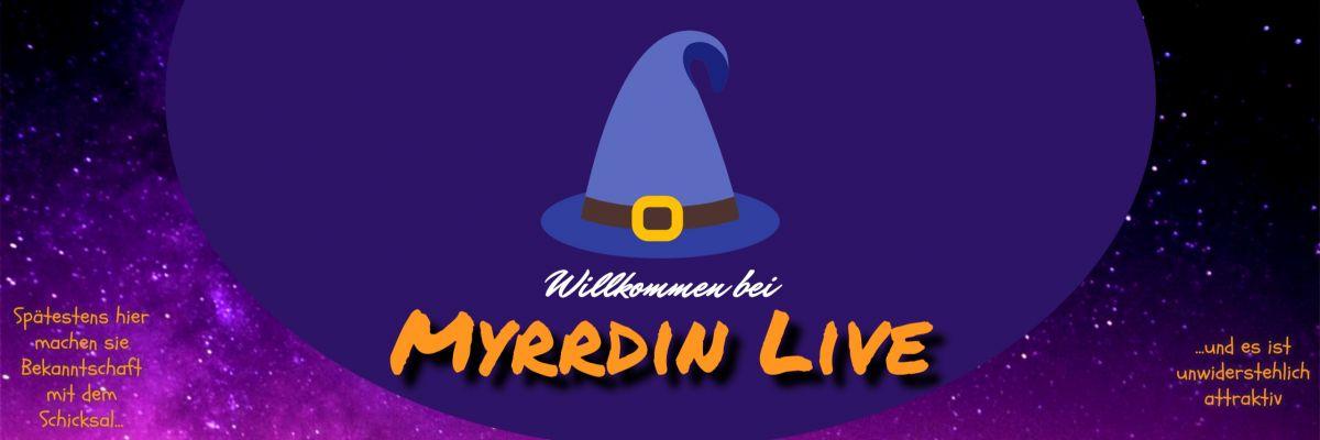 Offizieller Merch von Myrrdin_Live