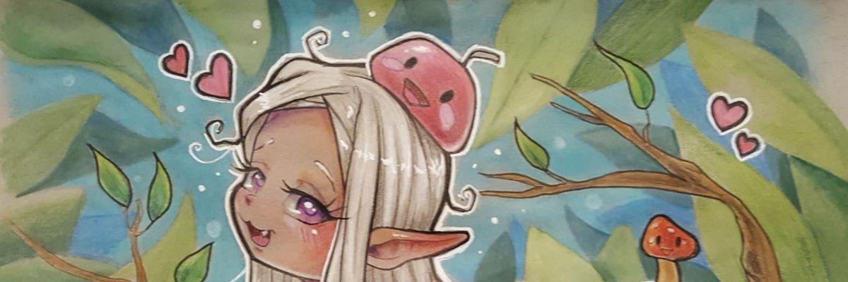 """Kawaii desu ne? by Lhiondaig Design - Kawaii desu ne? ist japanisch und bedeutet frei übersetzt soviel wie """"Das ist niedlich oder?"""" Und da mein Illustratorinnen  Herz schon seit längerem für alles schlägt was niedlich ist, ist der Name Programm. Jedes Motiv ist liebevoll von mir designed und gezeichnet."""