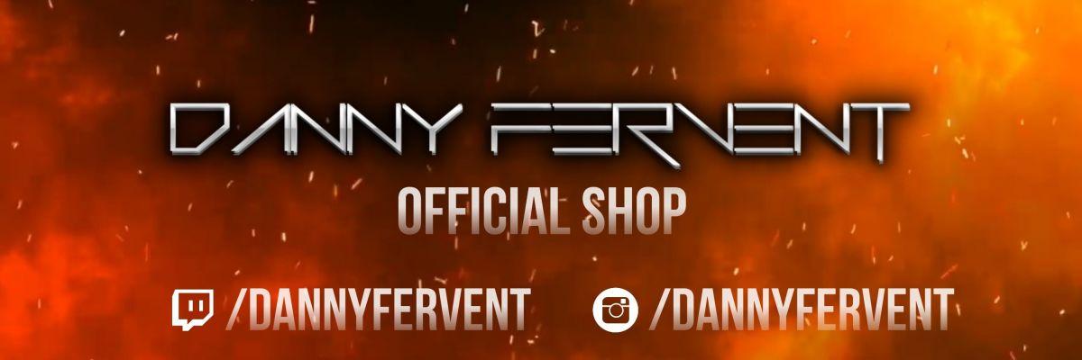 Official Merch von Danny Fervent