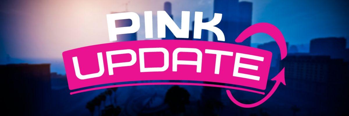 Offizieller Pinkupdate Merch Store