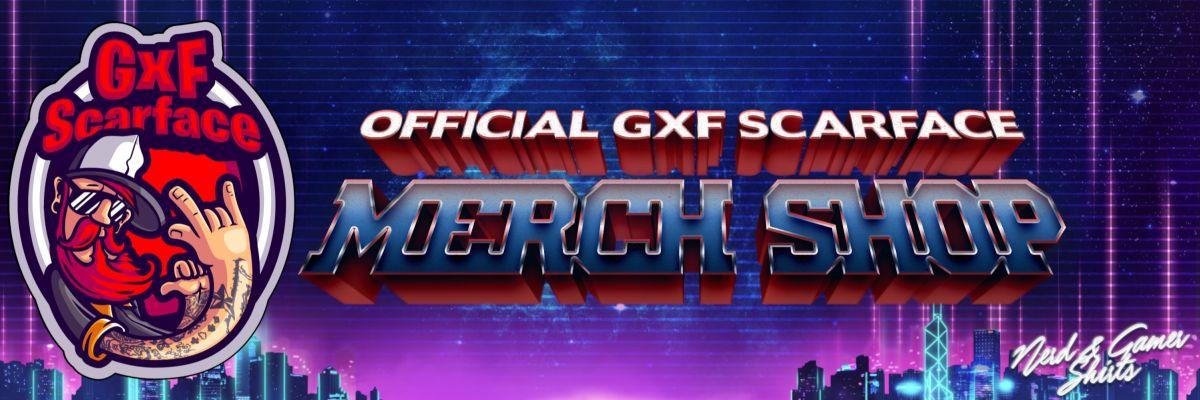 Offizieller GxF Scarface Merch Shop
