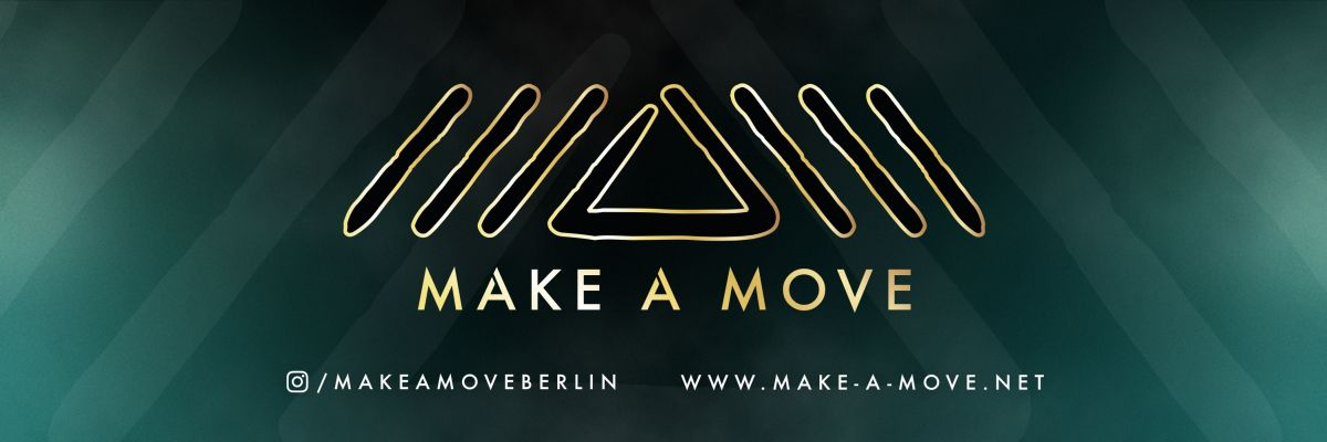 Official Make A Move Shop - Make A Move - Brass Funk Rap Deluxe from Berlin