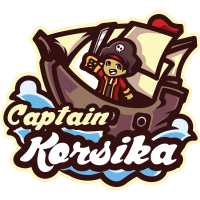 CaptainKorsika Shop – CaptainKorsika Official Merchandising