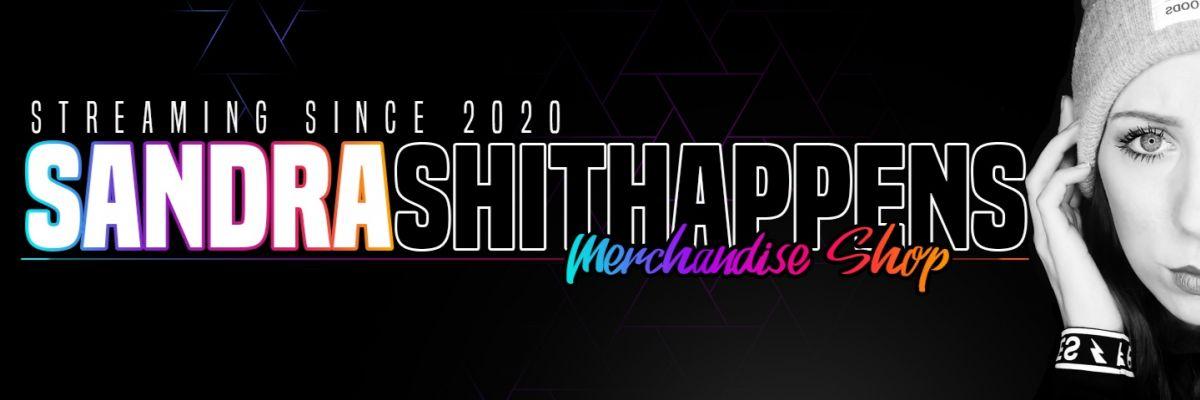 SandraShithappens Merchandise Shop -
