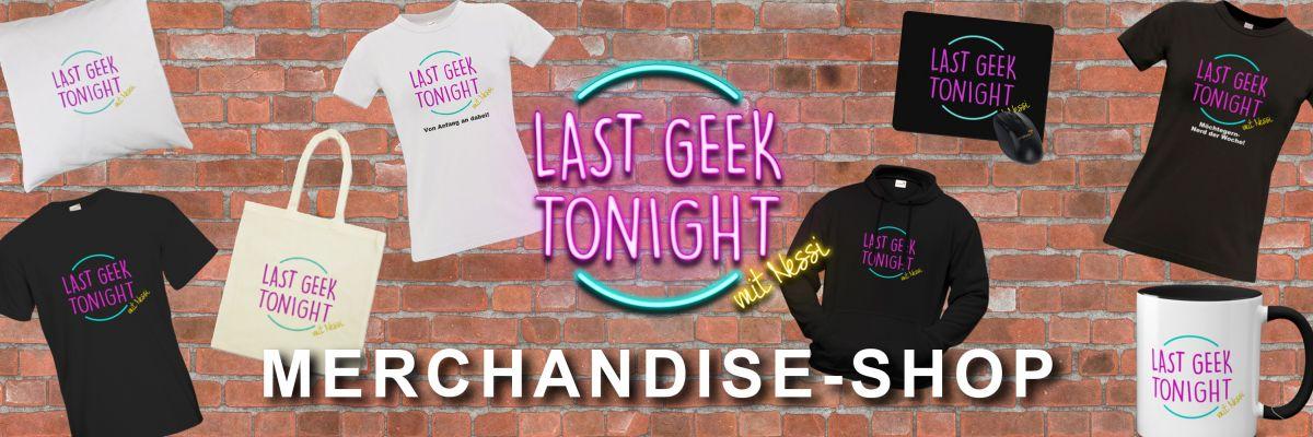 Offizielles Merch von Last Geek Tonight