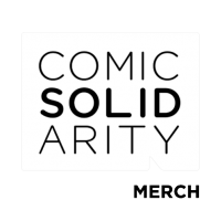 Comic Solidarity Merch – Offizieller Merchandise Shop der Comic Solidarity