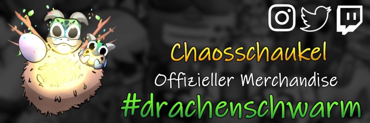 Official Merch von Chaosschaukel