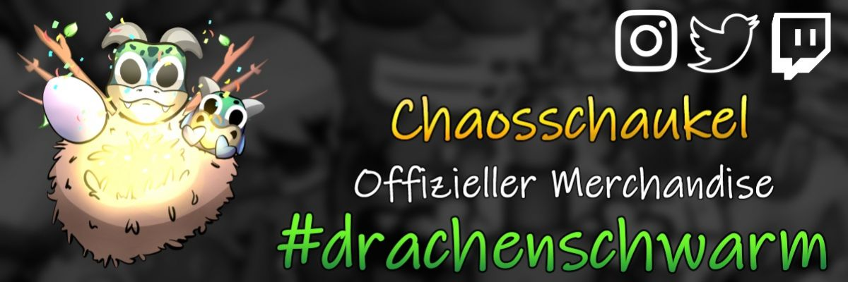 Official Merch von Chaosschaukel