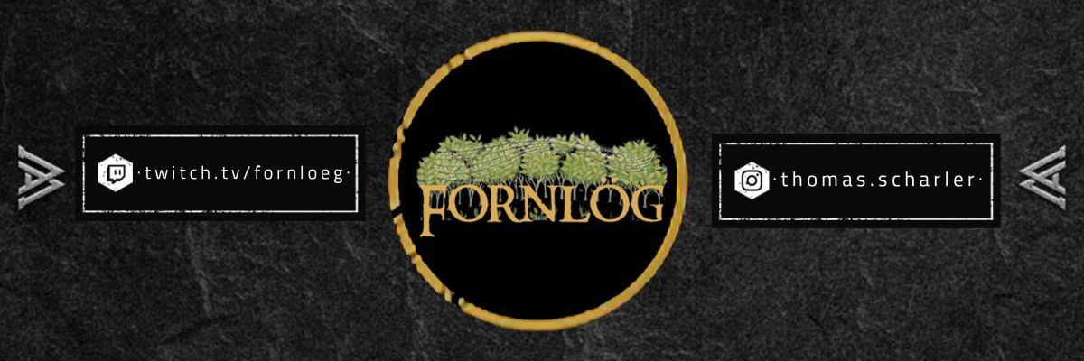 Official Merch by Fornlög -