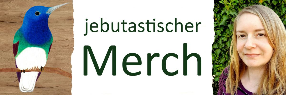 Official Merch von JeBu Art+Design