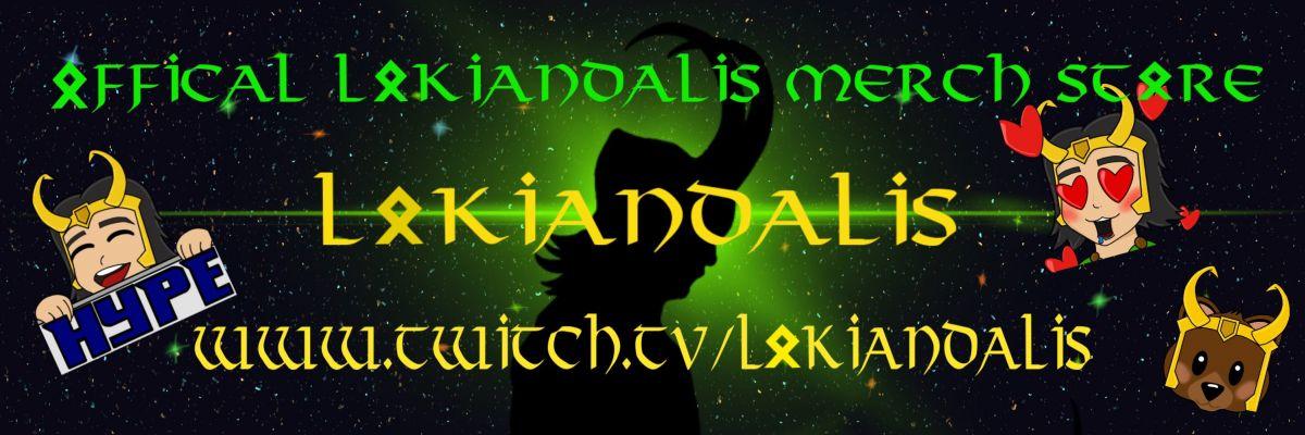 Official LokiAndalis-Merch