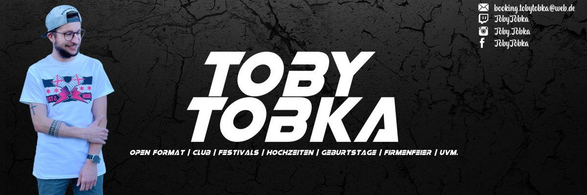 Official Merch von Toby Tobka