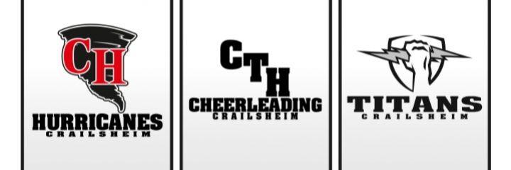Merchandise der Crailsheim Titans/Hurricanes