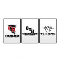 Crailsheim-Titans-Hurricanes – Merchandise der Crailsheim Titans/Hurricanes