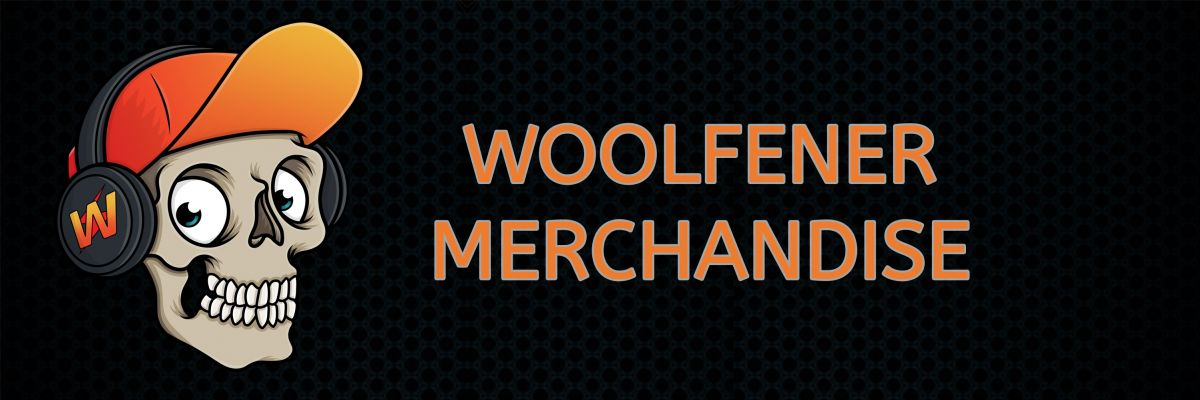 Offizieller Merch Shop von twitch.tv/woolfener