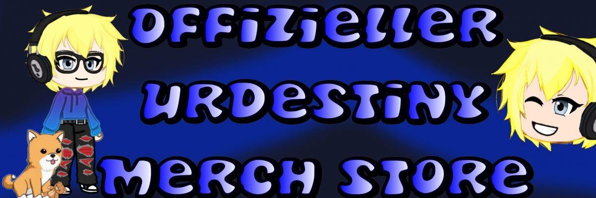 Offizieller Merch Store von UrDestiny