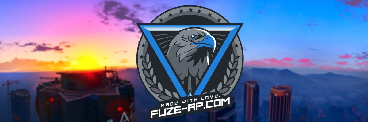 Official Merch von FuZe-rp