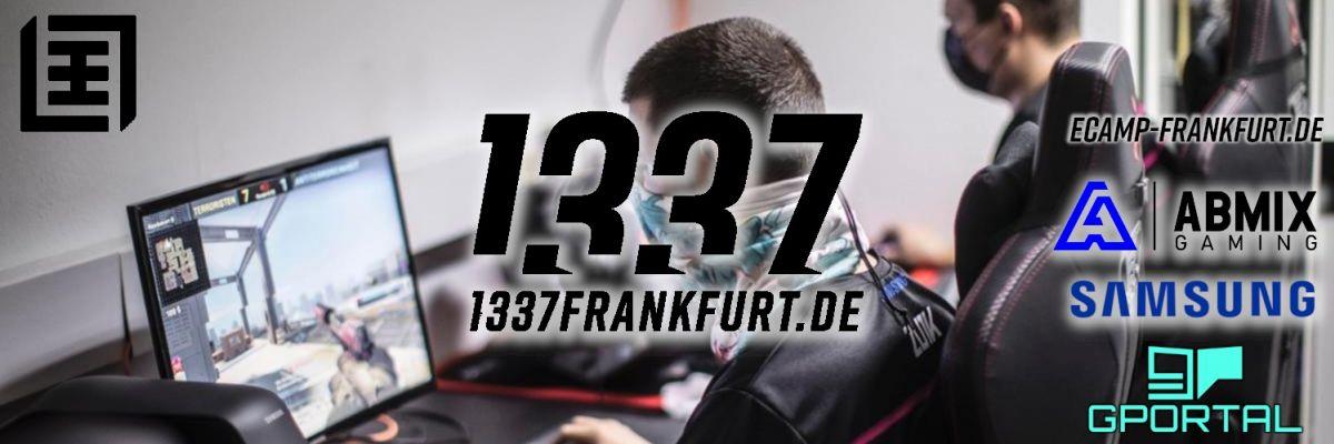 Offizieller Merchandiseshop von 1337 Frankfurt - Servus Ihr Lieben, wir vom 1337Frankfurt-Team heißen Euch auf unserer Merchandise Seite herzlich willkommen!