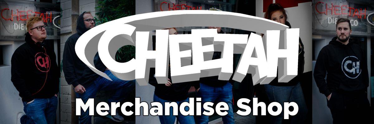 Cheetah Oberbruch Merch -