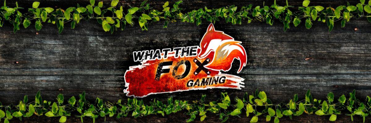 Der Offizielle Merch-Shop von What the Fox Gaming
