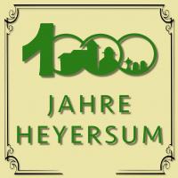 1022 bis 2022 - 1000 Jahre Heyersum – Merch rund um das Dorfjubiläum