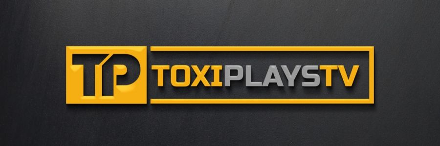 Official Merch ToxiPlaysTV