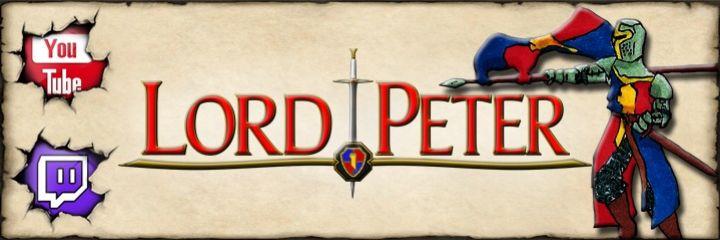 Offizieller Fanshop von Lord Peter  - Hallo und willkommen in meinem Shop!