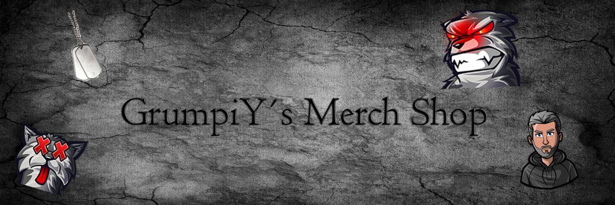 Offizieller Merch Shop von GrumpiY
