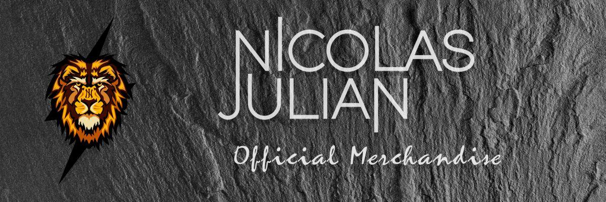 Nicolas Julian Official Merchandise