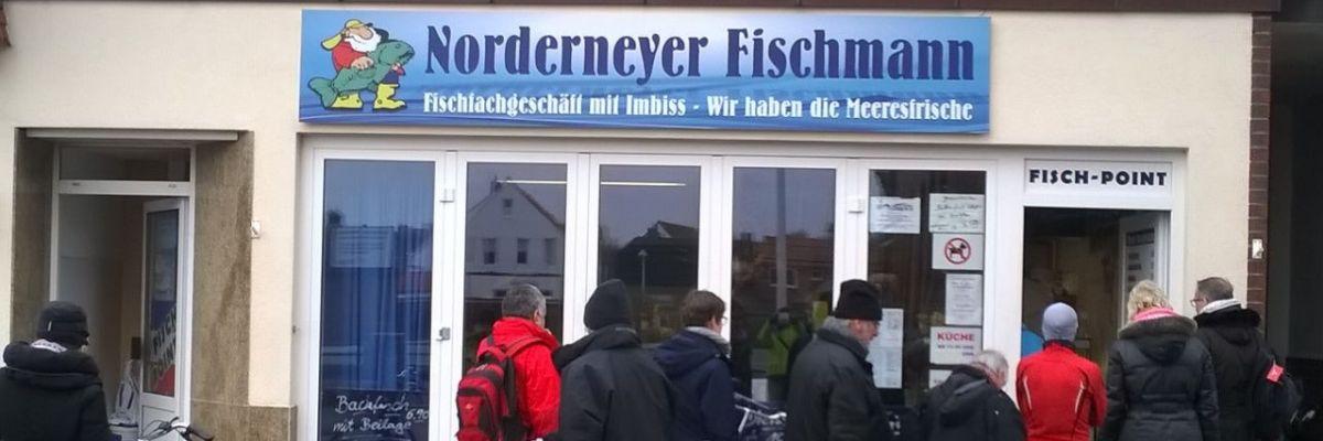 Fanshop vom Norderneyer Fischmann