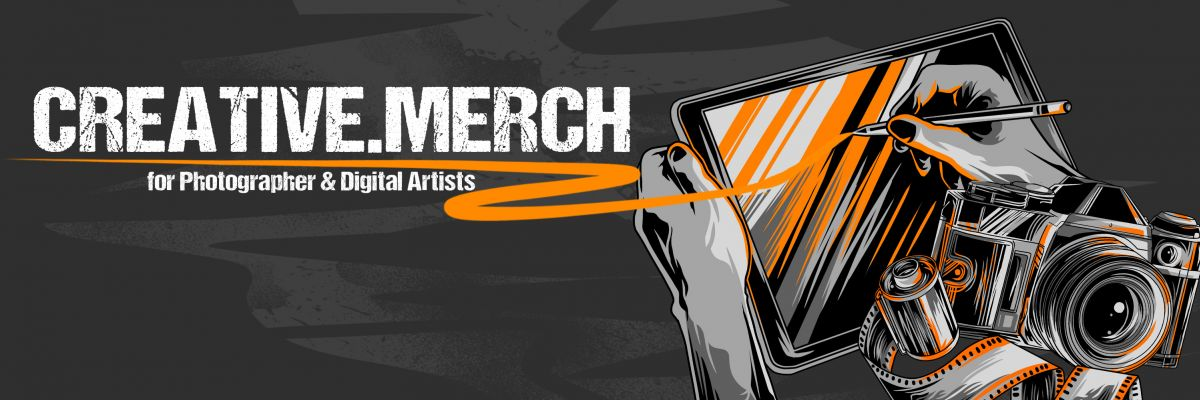 Official Merch for Creative  Artists