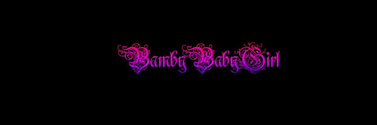 Official Merch von Bambibabygirl