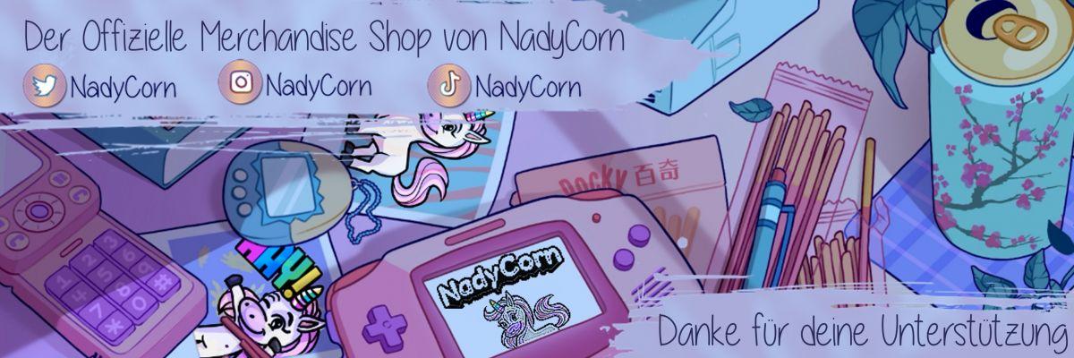 Official Merch von NadyCorn