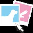 Schritt 1 - Photoupload: wählen Sie ein Bild von Ihrer Festplatte