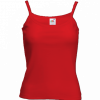 Lady Fit Strap T-Shirt